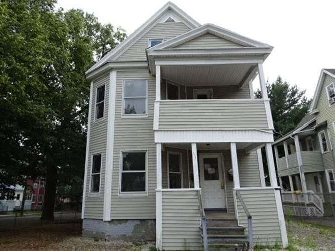 256 White St, Springfield, MA 01108