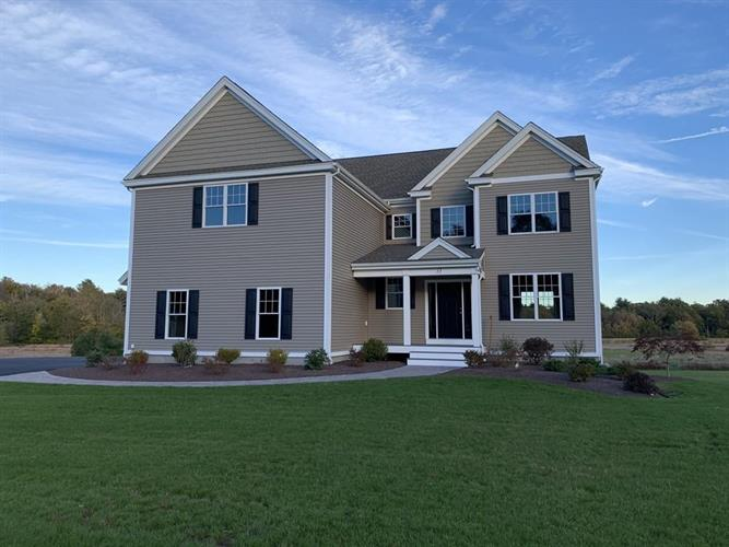 11 Tailwind Circle Lot 5, Norfolk, MA 02056