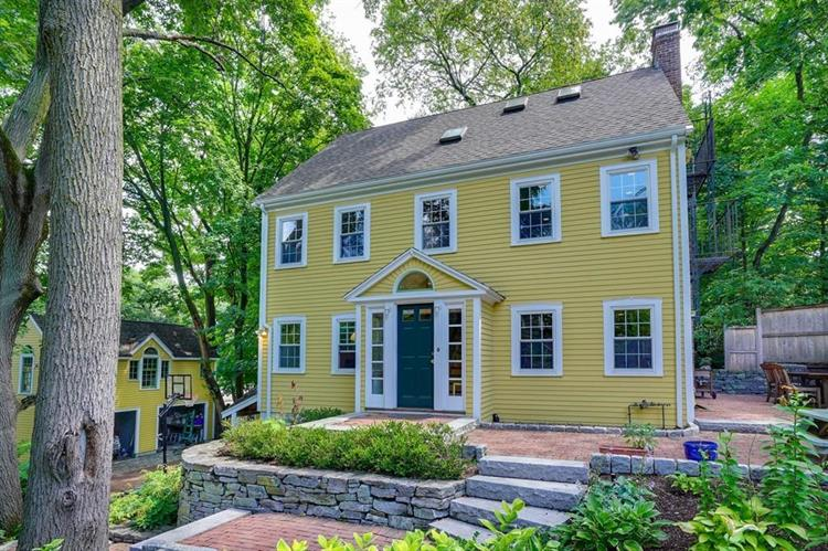 12 Gerrys Landing, Cambridge, MA 02138