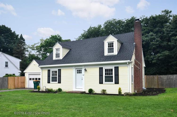 87 Reed Ave, North Attleboro, MA 02760