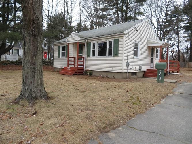 2 Bedroom Single Family Home For Sale In Stoughton Ma 02072 Mls