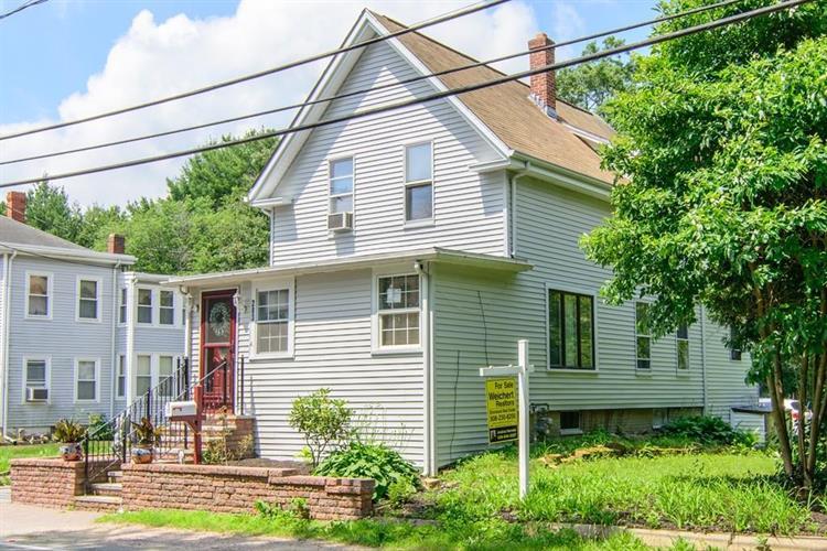 283 W Chestnut St , Brockton MA 02301 For Sale, MLS # 72512555, Weichert com