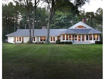 28 Old Concord Road , Lincoln, MA