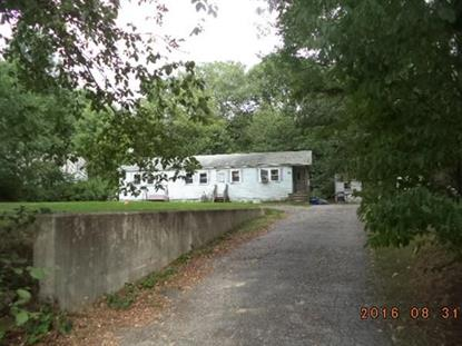 498 Chestnut Hill Rd  Millville, MA MLS# 72071069