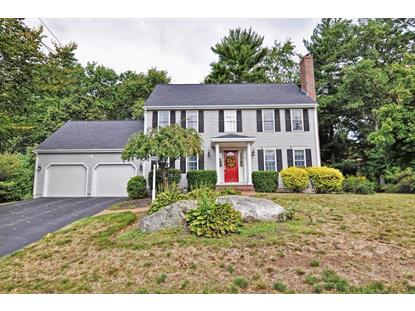 58 OLD STAGECOACH ROAD  Attleboro, MA MLS# 72071219
