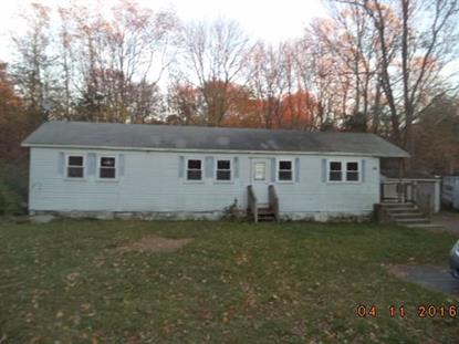 498 Chestnut Hill Rd  Millville, MA MLS# 72075198