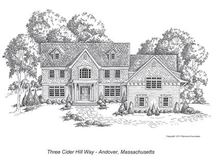 1 Cider Hill Way , Andover, MA