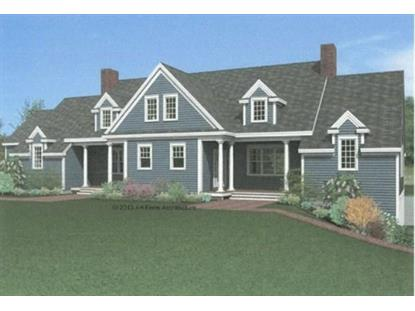 13 Black Horse Place Dorian Right  Concord, MA MLS# 72118814