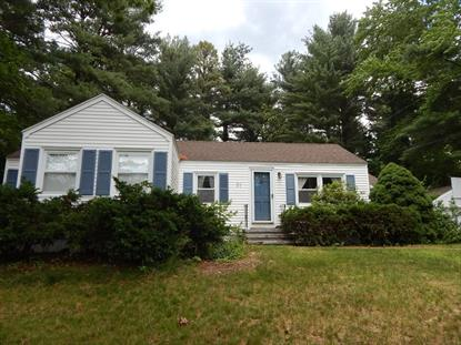 31 Chandler Circle  Andover, MA MLS# 72185142
