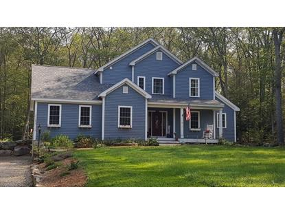 32 Webber Rd  Brookfield, MA MLS# 72221130