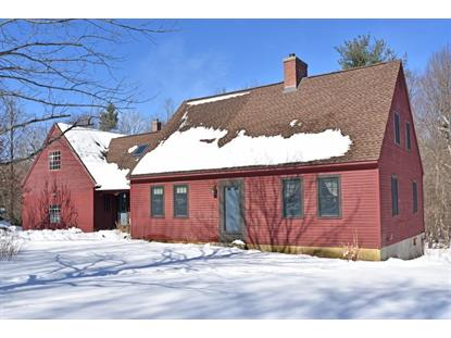 794 New Braintree Road , Oakham, MA