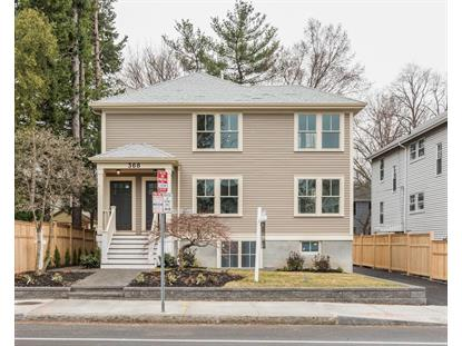 368 Concord Avenue  Cambridge, MA MLS# 72307324