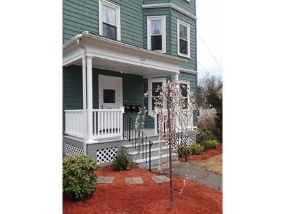 254 Clyde St  Brookline, MA MLS# 72318881