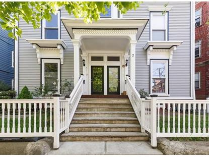 7 Florence St  Cambridge, MA MLS# 72325059