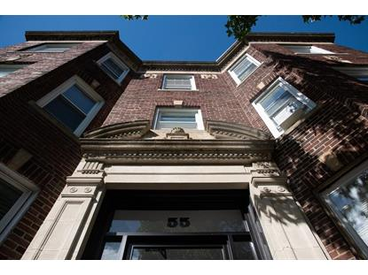55 Thatcher St  Brookline, MA MLS# 72394295