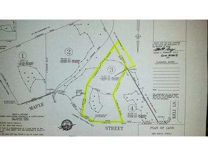 889 Maple St Lot 3  Mansfield, MA MLS# 72406878