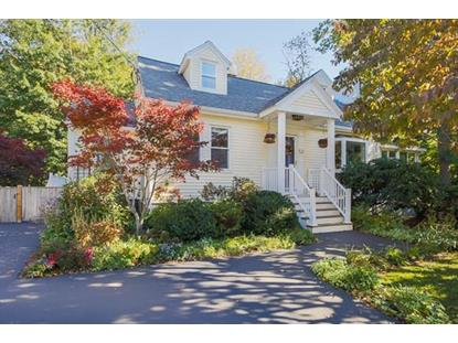 52 GRASSLAND STREET  Lexington, MA MLS# 72412839