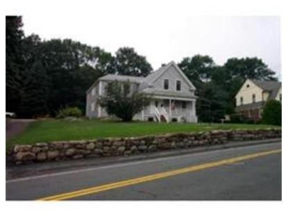 110 High St  Canton, MA MLS# 72413269