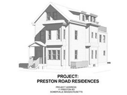 11 Preston Rd , Somerville, MA
