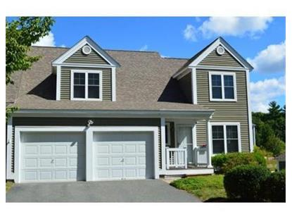8 Concord Lane  Uxbridge, MA MLS# 72422756