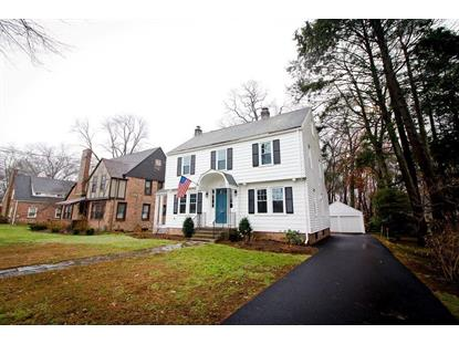 191 Greenacre Ave  Longmeadow, MA MLS# 72430457