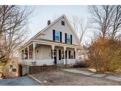 109 Clover St  Worcester, MA MLS# 72432415