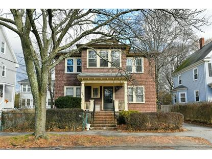 110 Dyer Ave  Milton, MA MLS# 72438286