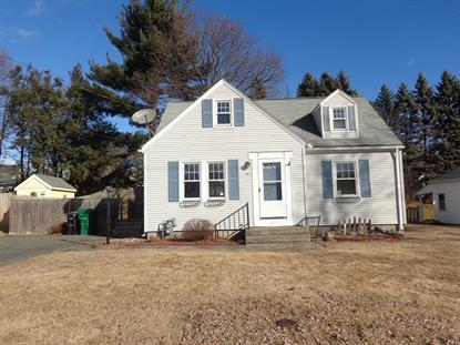 61 Hillcrest St  Chicopee, MA MLS# 72439405