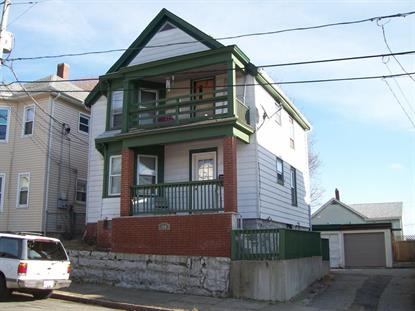 164 Walker Street  Fall River, MA MLS# 72444853