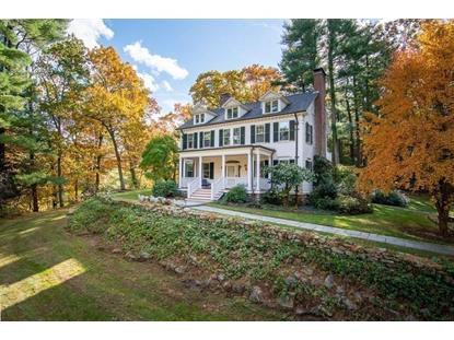 160 Old County Rd  Lincoln, MA MLS# 72615193