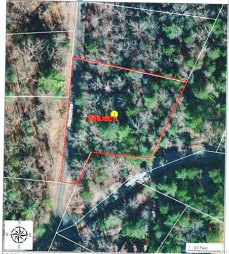 Lot 9 Pheasant Drive, Lake Lure, NC 28746
