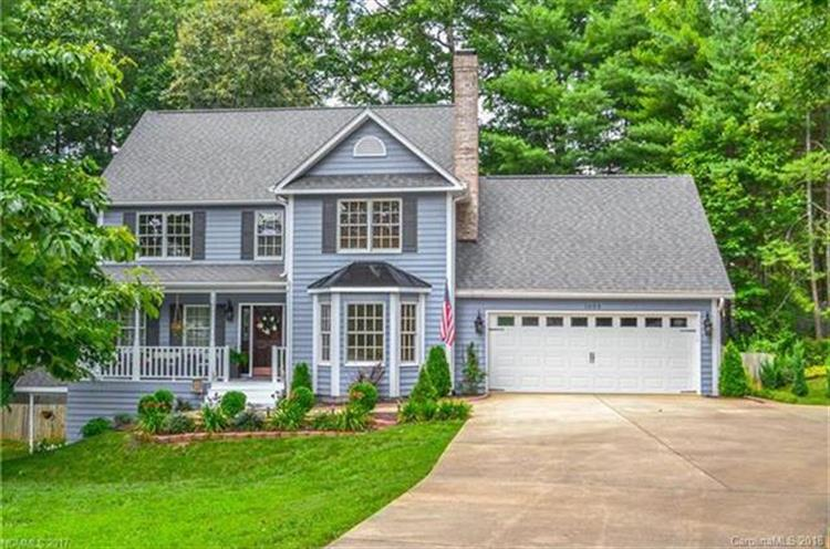 1002 Windsor Drive, Asheville, NC 28803