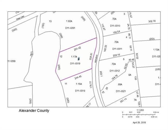 Lot 12 Kathryn Lane, Taylorsville, NC 28681