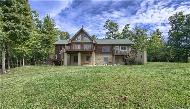 654 Dogwood Mountain Road, Penrose, NC 28766