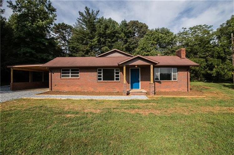 1841 N Old Nc Highway 16 None, Taylorsville, NC 28681