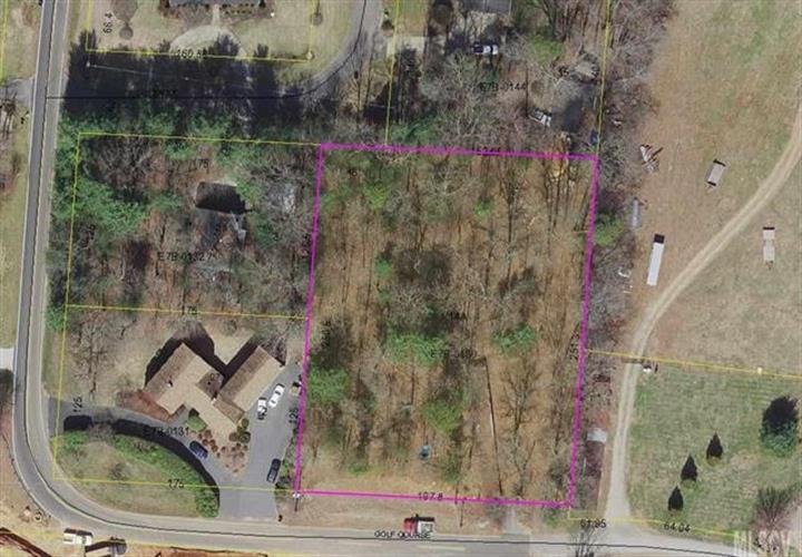 0 GOLF COURSE Lane, Taylorsville, NC 28681