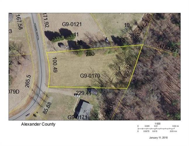 Lot 1 HOWARD NORTON Drive, Hiddenite, NC 28636