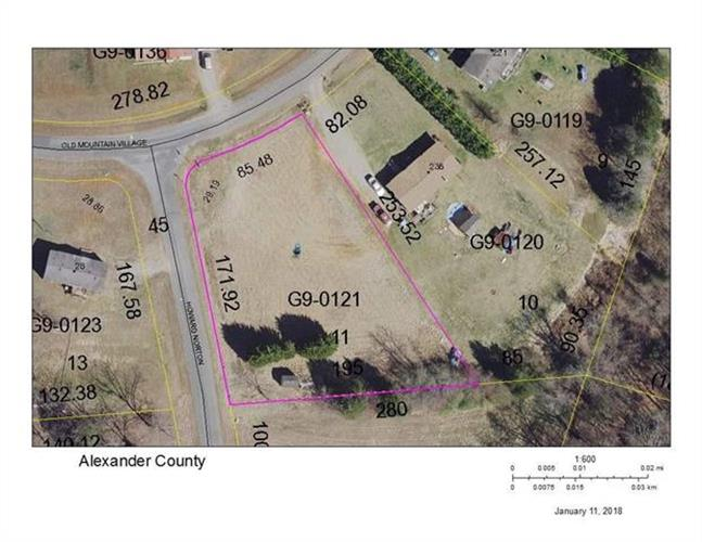 Lot 11 HOWARD NORTON Drive, Hiddenite, NC 28636