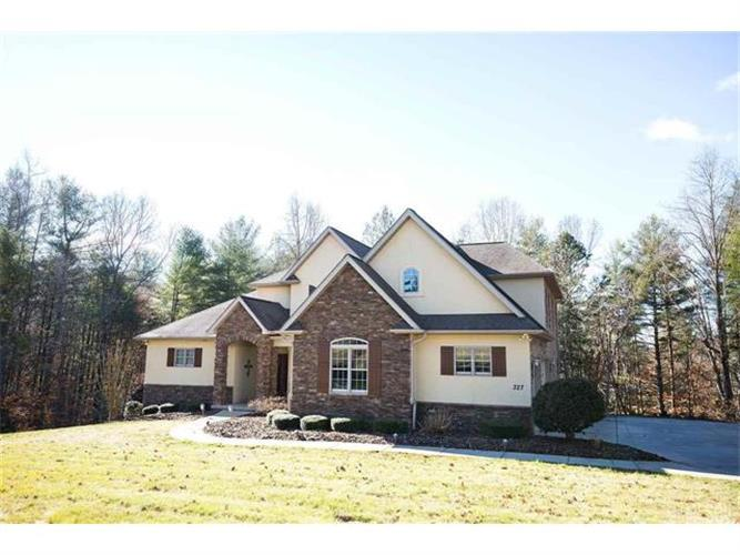 327 WINDSOR Drive, Taylorsville, NC 28681