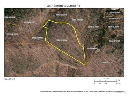 Lot 7 Section 10 Julalbo Road Whittier, NC MLS# 3181753
