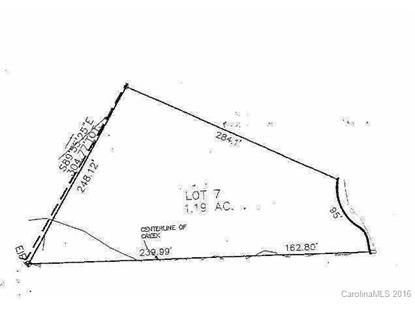 Lot 7 Kirkman Court Troutman, NC MLS# 3199324