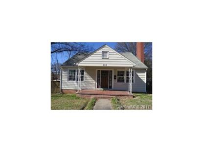 220 Turner Avenue Charlotte, NC MLS# 3250217