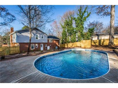 5820 Cherrycrest Lane Charlotte, NC MLS# 3255354