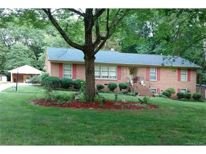 1912 Woodberry Road Charlotte, NC MLS# 3264612