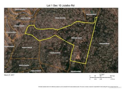 Lot 1 Sec 10 Julalbo Road Whittier, NC MLS# 3264995