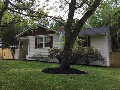 4628 General Pershing Drive Charlotte, NC MLS# 3275691