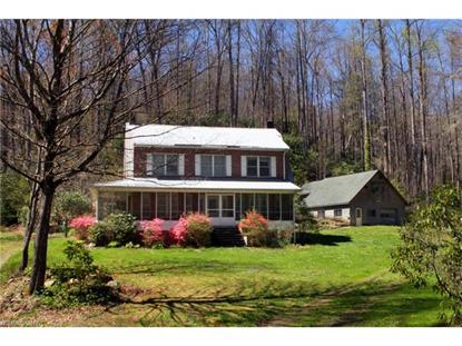 439 Wolf Pen Cove Road Brevard, NC MLS# 3281612