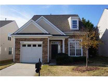 9223 Cranfield Lane Charlotte, NC MLS# 3308599