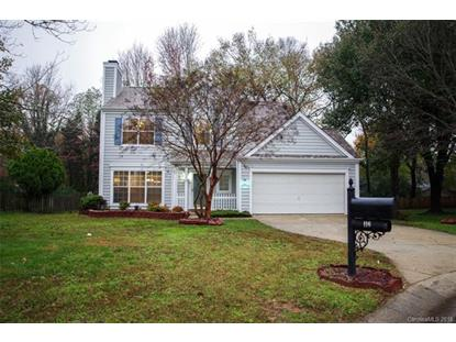 116 Aylesbury Lane Indian Trail, NC MLS# 3449748
