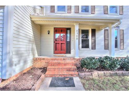 4109 Waterford Drive Charlotte, NC MLS# 3458501